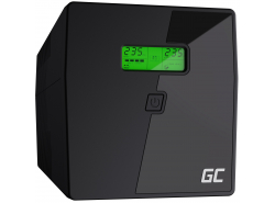 Green Cell® Onduleur UPS/USV 1000VA 600W Alimentation d'énergie Non interruptible