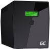 Green Cell® Onduleur UPS/USV 1500VA 900W Alimentation d'énergie Non interruptible