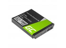 Green Cell ® Batterie LP-E8 pour Canon EOS Rebel T2i, T3i, T4i, T5i, EOS 600D, 550D, 650D, 700D, Kiss X5, X4, X6 7.4V 750mAh