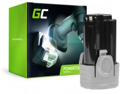 Green Cell ® Werkzeug Akku für Black&Decker BL1110 BL1310 BL1510 BDCDMT112 10.8V 1.5Ah