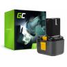 Batterie Green Cell (2Ah 9.6V) EB9B EB930H FEB9 Green Cell pour Hitachi UB12D UB 3D UB5D CK 12D UB 12D UB 5D DS 10DVA DS9DVF