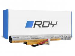 RDY Batterie L12M4F02 L12S4K01 pour Lenovo IdeaPad P400 P500 Z400 TOUCH Z410 Z500 Z500A Z505 Z510 TOUCH