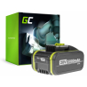 Batterie Green Cell (5Ah 20V) WA3553 WA3549 WA3551 WA3572 WA3553 pour WORX WG160E WG169E WG546E WG549E WG894E WX090 WX166 WX167
