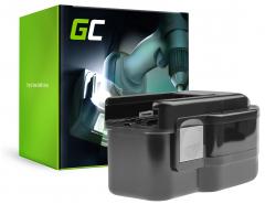 Green Cell ® Batterie 48-11-2320 pour Milwaukee PES PIW PSH PSX PWS 18 Loktor H P S 18 AEG B18 BBM BDSE BXL BSX 18