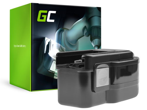 Batterie Green Cell (3Ah 18V) 48-11-2320 pour Milwaukee PES PIW PSH PSX PWS 18 Loktor H P S 18 AEG B18 BBM BDSE BXL BSX 18