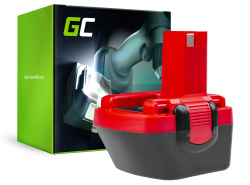 Batterie Green Cell (2Ah 12V) 2 607 335 709 2607335463 BAT046 pour Bosch O-PACK GLI GSR PAG PSR PSB 12 12-2 12VE-2 VSE-2 3360K