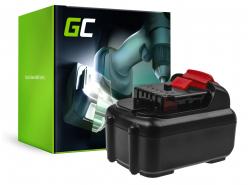 Batterie Green Cell (2.5Ah 10.8V) DCB120 DCB124 DCB121 DCB127 pour DeWalt DCD710 DCF815 DCT416 DCF813 DCF813N DCD710N DCF815N