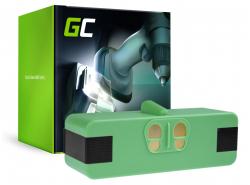 Batterie Green Cell (5.2Ah 14.4V) 80501 X-Life pour iRobot Roomba 500 510 530 550 560 570 580 600 610 620 625 630 650 800 880