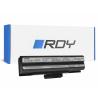 RDY Batterie VGP-BPS21 VGP-BPS21A VGP-BPS21B VGP-BPS13 pour Sony Vaio PCG-7181M PCG-81112M VGN-FW PCG-31311M VGN-FW21E