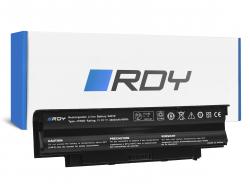 RDY Batterie J1KND pour Dell Inspiron 15 N5030 15R M5110 N5010 N5110 17R N7010 N7110 Vostro 1440 3450 3550 3555 3750