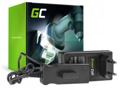 Green Cell ® Chargeur 4025-00 29.4V pour Gardena 25V Li-Ion 8838-20 380Li 380EC