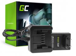 Green Cell ® Chargeur 21V pour Milwaukee 18V Li-Ion M18 C18B M18B M18B2 M18B4 M18B5 M18B6
