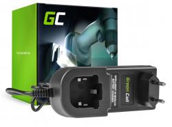 Green Cell ® Chargeur SFC-7/18 pour Hilti Ni-MH/Ni-CD SF120A SFB120 SFB123 SFB125 SID121 TCD12