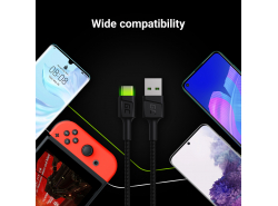 Câble Quick Charge 3.0, GC Ultra Charge, Samsung AFC, Huawei FCP/SCP