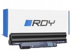 RDY Batterie AL10A31 AL10B31 pour Acer Aspire One AO522 AO722 AOD255 AOD257 D255 D255E D257 D257E D260 D270 522 722