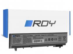 RDY Batterie PT434 W1193 pour Dell Latitude E6400 E6410 E6500 E6510 E6400 ATG E6410 ATG Precision M2400 M4400 M4500