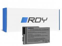 RDY Batterie C1295 pour Dell Latitude D500 D505 D510 D520 D530 D600 D610