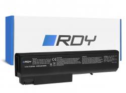 RDY Batterie HSTNN-IB05 pour HP Compaq 6510b 6515b 6710b 6710s 6715b 6715s 6910p nc6120 nc6220 nc6320 nc6400 nx6110
