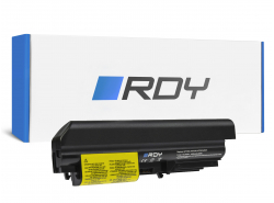 RDY Batterie 42T5225 42T5227 42T5265 pour Lenovo ThinkPad R61 R61e R61i R400 T61 T61p T400