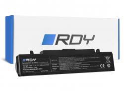 RDY Batterie AA-PB9NC6B AA-PB9NS6B pour Samsung R519 R522 R530 R540 R580 R620 R719 R780 RV510 RV511 NP350V5C NP300E5C