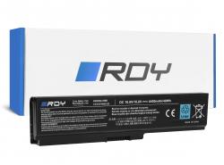RDY Batterie PA3817U-1BRS PA3818U-1BAS pour Toshiba Satellite C650 C650D C660 C660D C665 L750 L750D L755D L770 L775