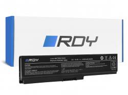 RDY Batterie PA3634U-1BRS pour Toshiba Satellite A660 C650 C660 C660D L650 L650D L655 L655D L670 L670D L675 M500 U500