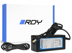 Chargeur RDY 18.5V 3.5A 65W pour HP Pavilion DV2000 DV6000 DV8000 Compaq 6730b 6735b nc6120 nc6220 nx6110
