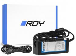 Chargeur RDY 18.5V 3.5A 65W pour HP 250 G1 255 G1 ProBook 450 G2 455 G2 Compaq Presario CQ56 CQ57 CQ58 CQ60