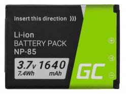 Green Cell ® Batterie AHDBT-501 AABAT-001 pour GoPro HD HERO5 HERO6 HERO7 Black 3.85V 1220mAh