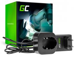 Green Cell ® Chargeur 21V pour Ryobi 18V Li-Ion ONE+ RB18L15 RB18L25 RB18L50