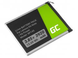 Batterie Green Cell BL270 pour Lenovo K6 Note / K6 Power