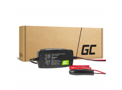 Chargeur, chargeur Green Cell pour batteries 12V (6A)