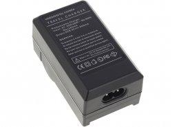 Green Cell ® Chargeur Appareil Photo CGA-S006 pour Panasonic DMC FZ35 FZ7 FZ8 FZ18 FZ30 FZ50
