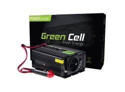 Auto Spannungswandler Green Cell ® 12V für 230V, 150W/300W